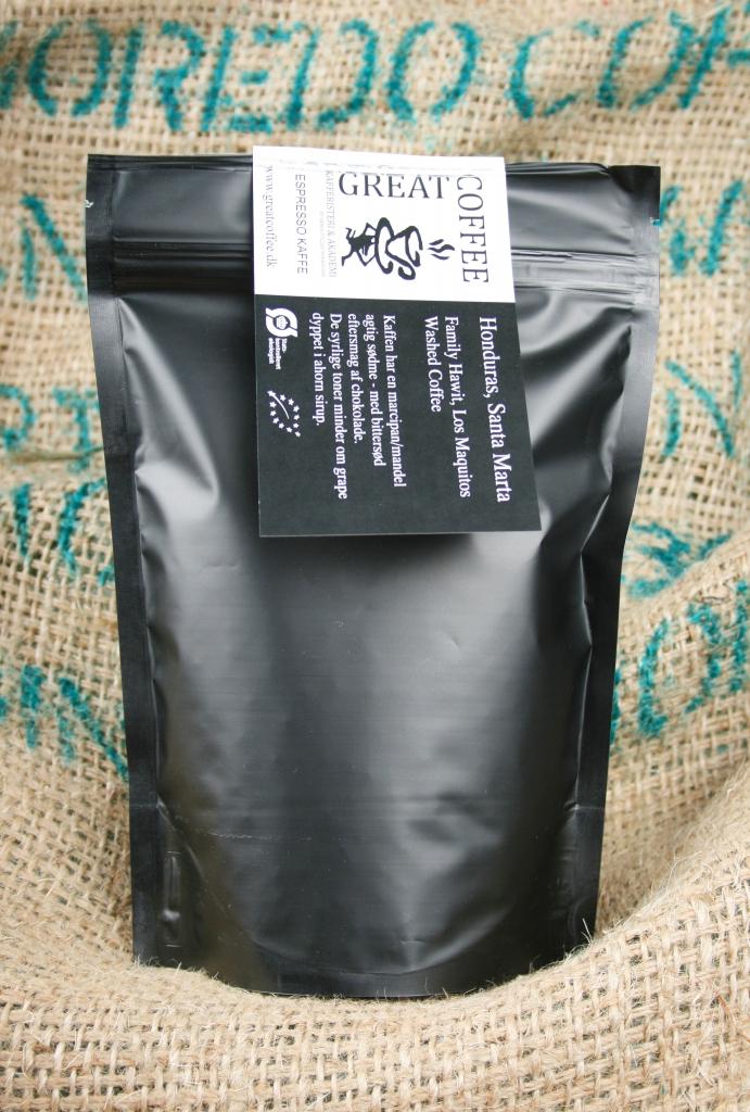 Kaffe maria Kaffebønner grønne